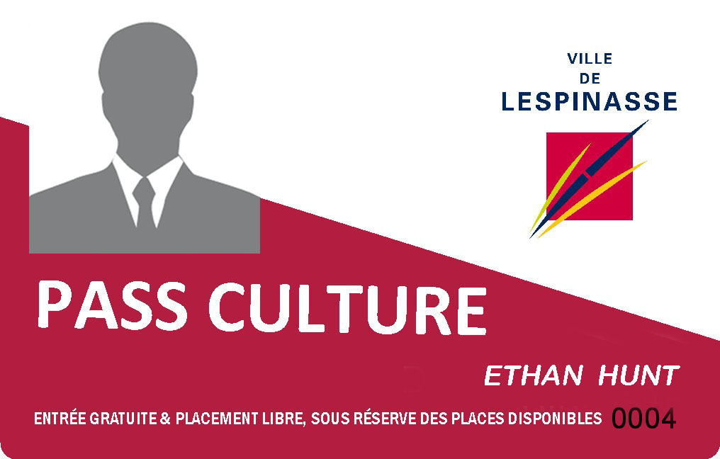 Lespinassois, demandez votre carte Pass culture !