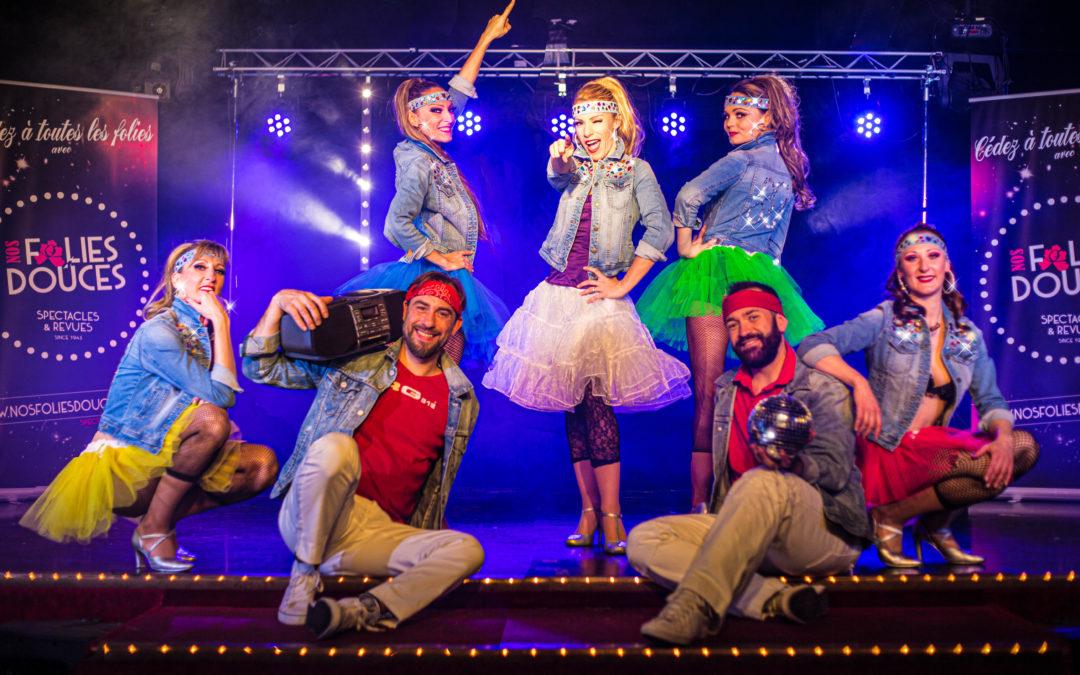 Repas & spectacle – Compagnie Nos Folies Douces