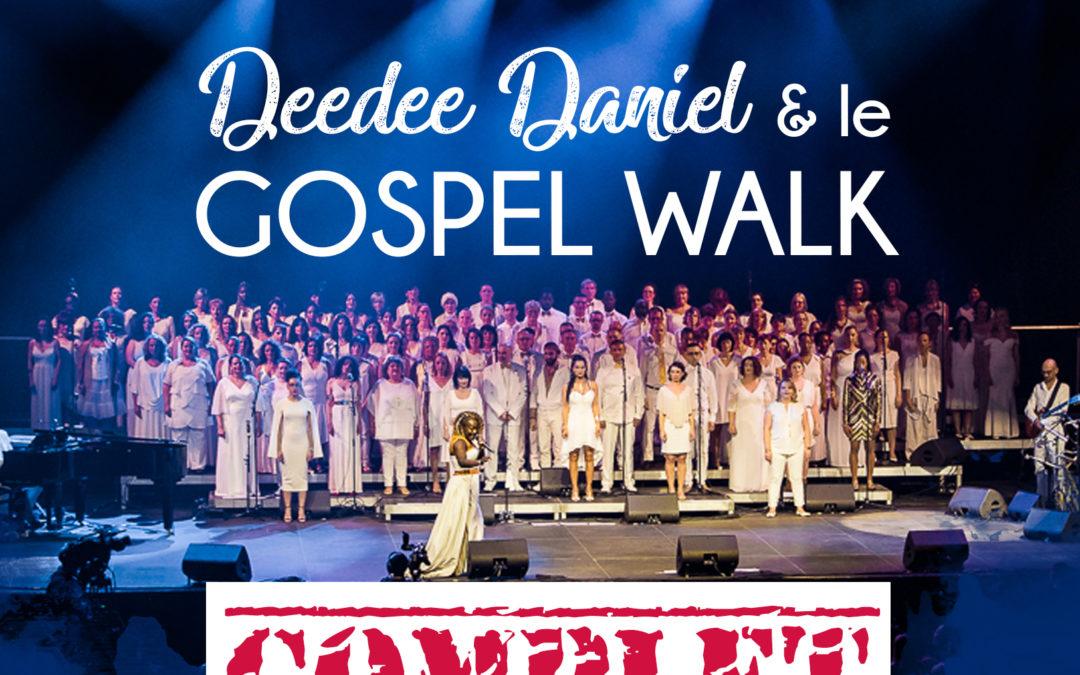 Concert événement de Noël – Deedee Daniel & le Gospel Walk