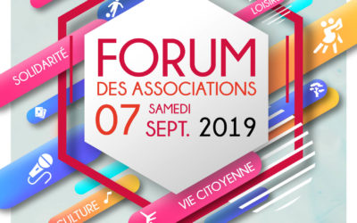 FORUM DES ASSOCIATIONS – Samedi 7 septembre