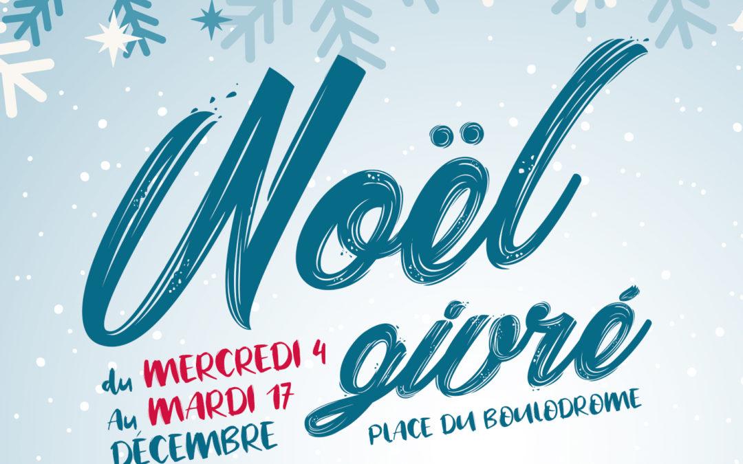 ÉVÉNEMENT: Un Noël givré à Lespinasse en décembre !