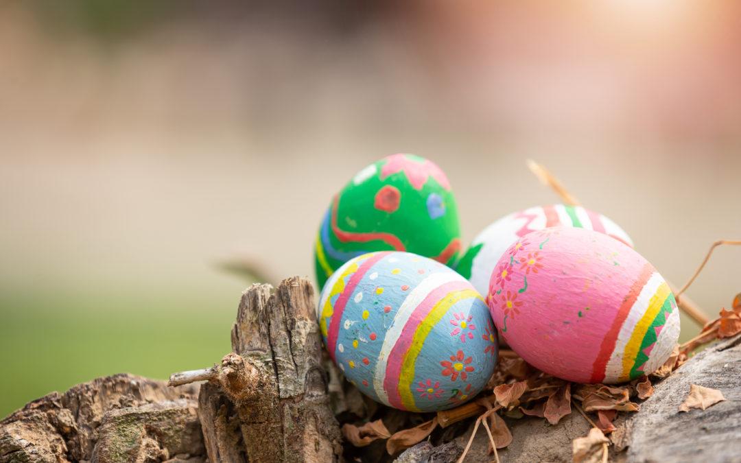 ÉVÉNEMENT ANNULÉ : Chasse aux œufs de pâques