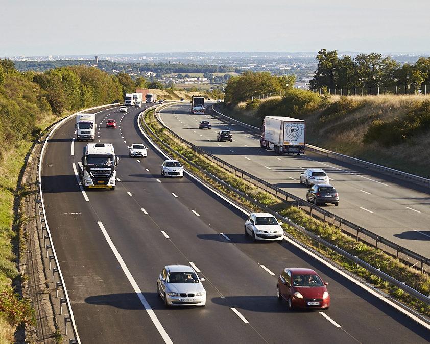 Redémarrage du chantier de rénovation des chaussées de l'autoroute A62