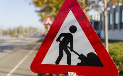TRAVAUX : réfection de la chaussée du chemin de Ladoux