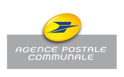 COVID-19 : maintien des services de l'Agence Postale