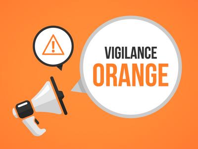 ALERTE MÉTÉO FRANCE, JEUDI 17 JUIN 2021 : Le département de la Haute-Garonne est placé en vigilance orange pour le phénomène orage.