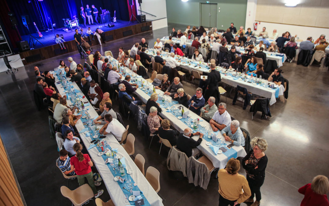 Repas-Spectacle des Associations 2021 : Retour en images