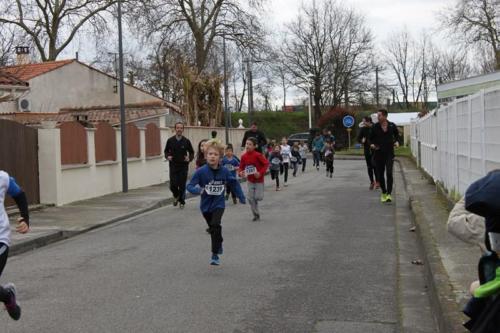 10 km de Lespinasse, course enfant