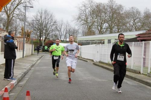 Course 10 km de Lespinasse