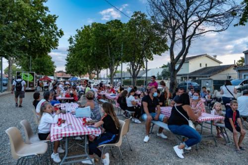 ESTIVALES LESPINASSOISESMarché Gourmand 5/09/20