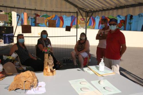ESTIVALES LESPINASSOISESForum des Associations 5/09/20